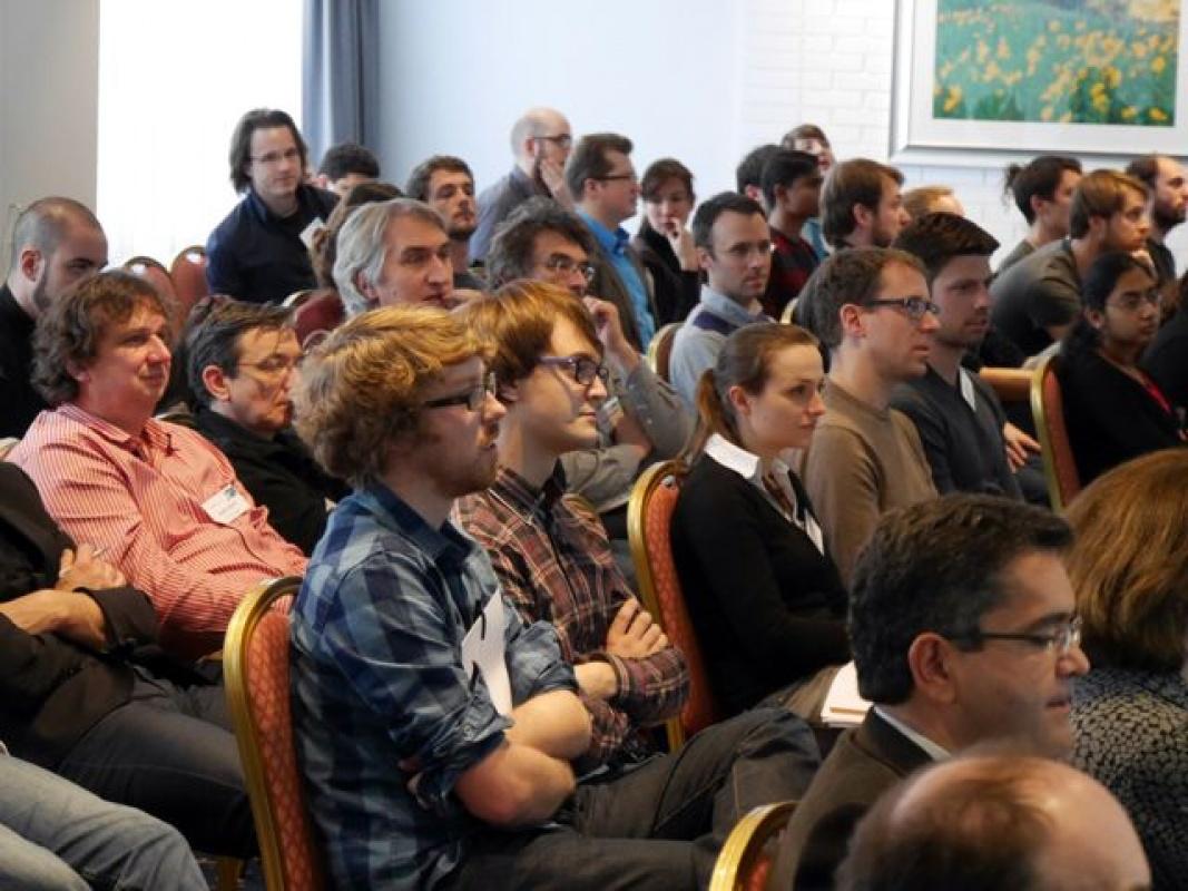 5th Annual Meeting - 2015 :: NCCR MUST :: 5th Annual ...
