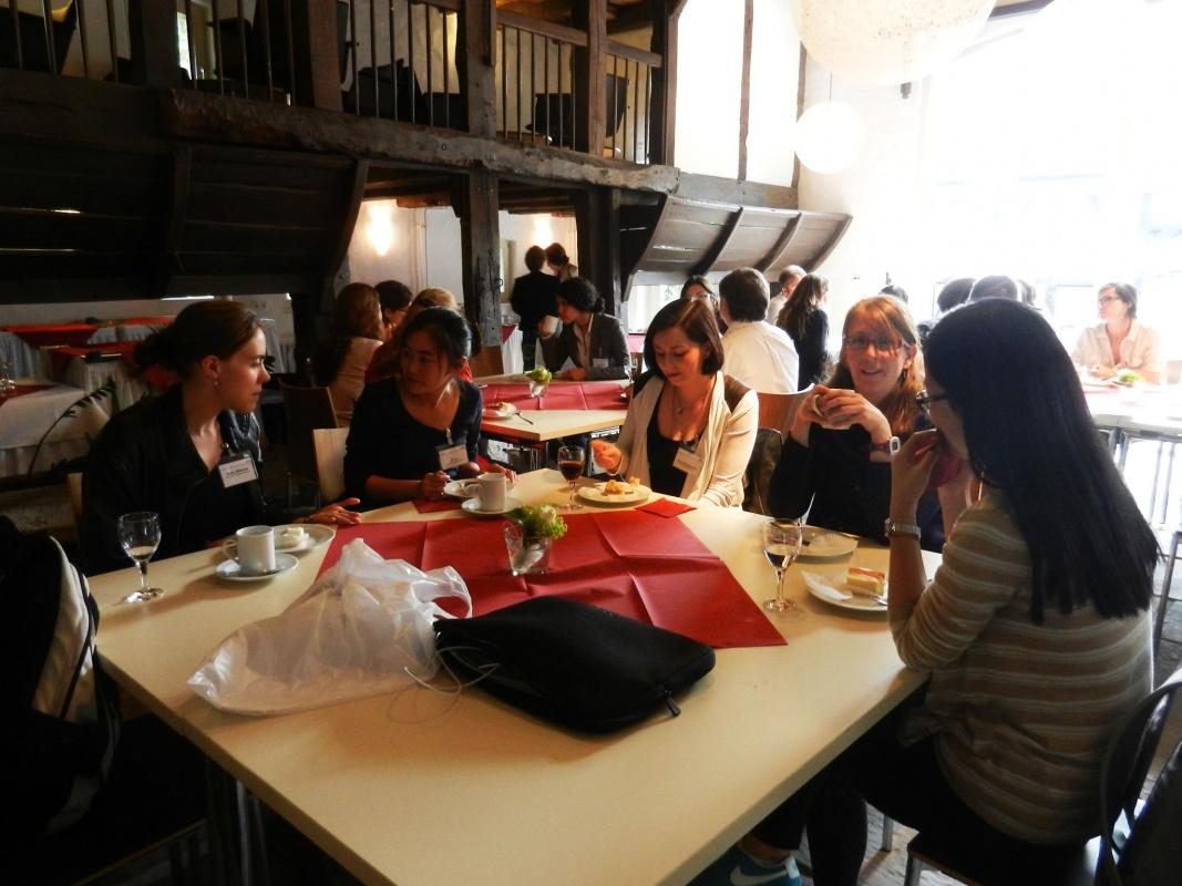 2015 International Women Scientist Meeting :: NCCR MUST ...